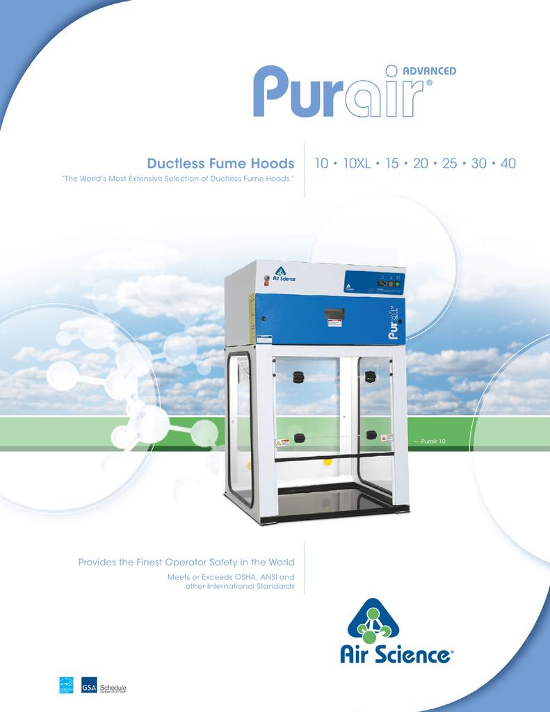 Purair-Advanced-Ductless-Fume-Hoods.pdf | Manualzz