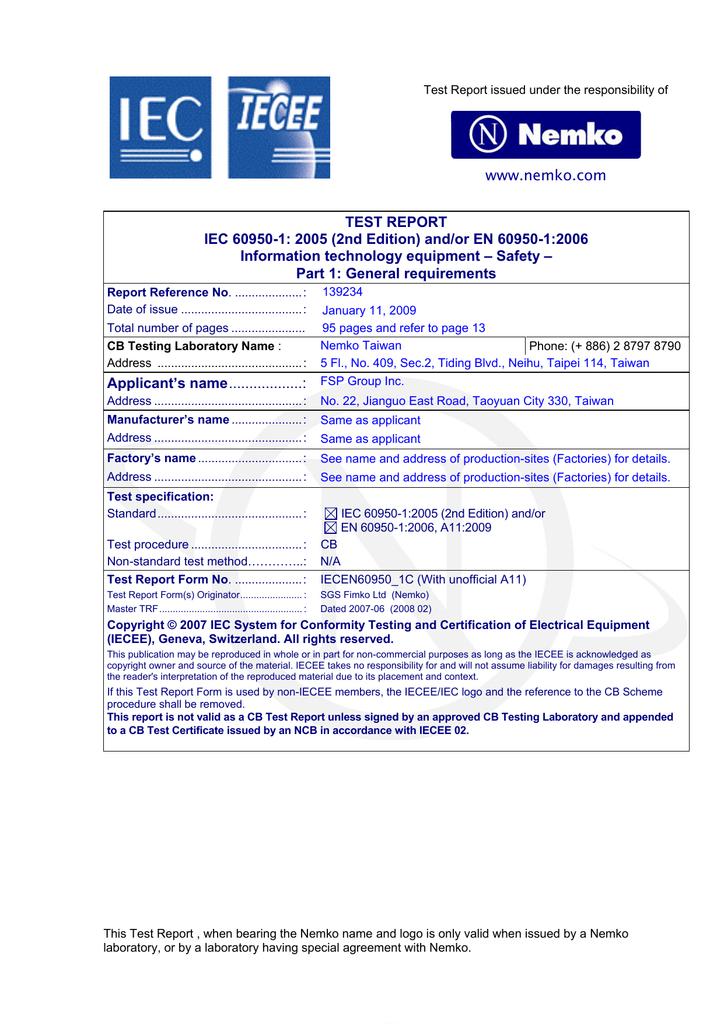 126198-CB_report-FSP550,500,460-80GHN,GCM(85)_139234.pdf | Manualzz