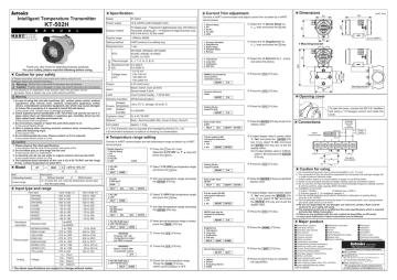 Bo chuyen doi Autonics dong KT-502H - Manual.pdf   Manualzz
