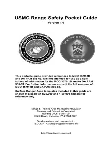 Download version 0.1 of Range Safety Pocket Guide.pdf   Manualzz