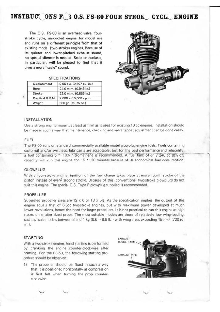 OS FS60 Manual (early).pdf | Manualzz