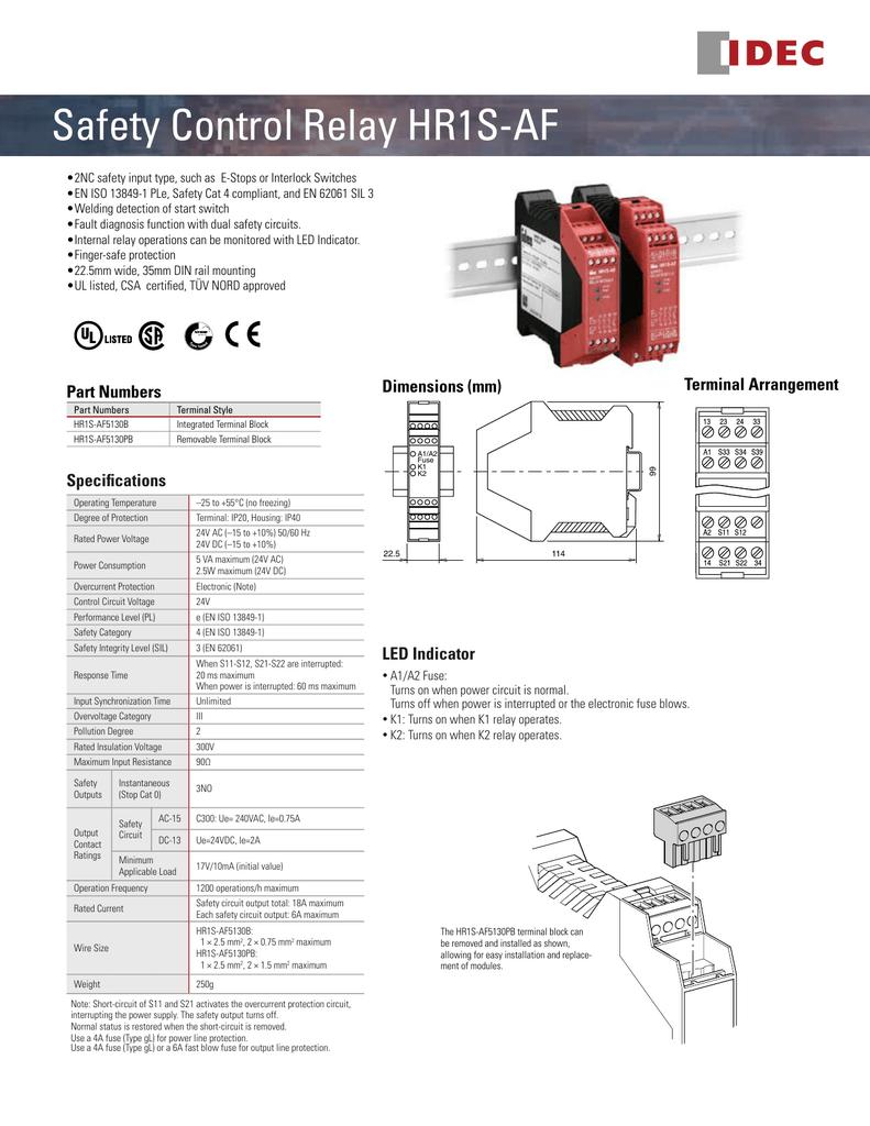 HR40S AF datasheet   Manualzz