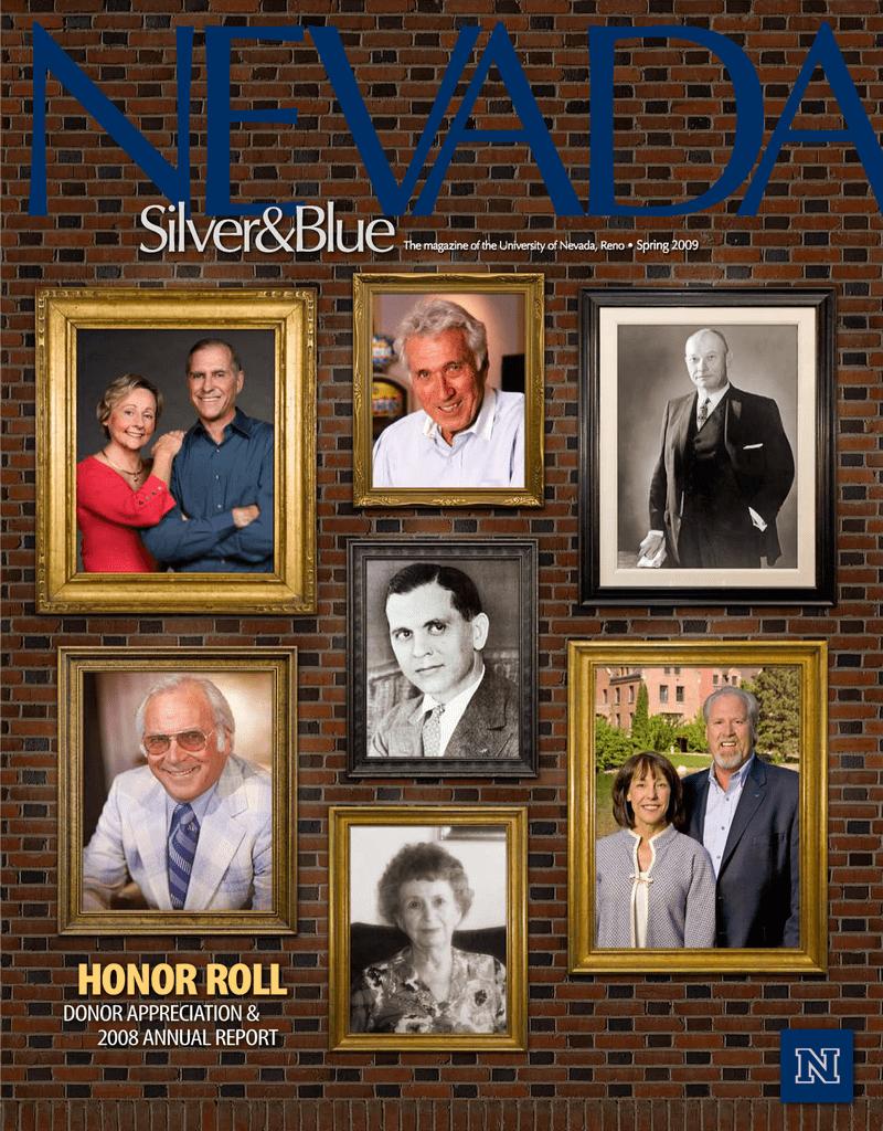 Honor Roll Donor Appreciation Amp 2008 Annual Report