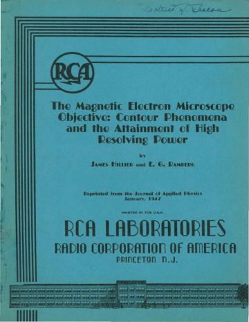 RCA James Hillier.pdf | Manualzz