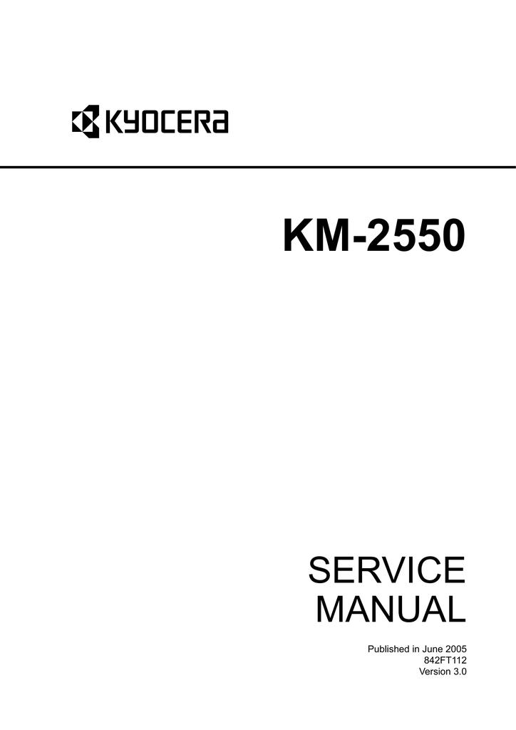 kyocera mita pd 30 pd 800 pf 35 pf 30a service repair manual parts list