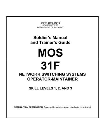 Download version 0.1 of STP11_31F13.pdf | Manualzz