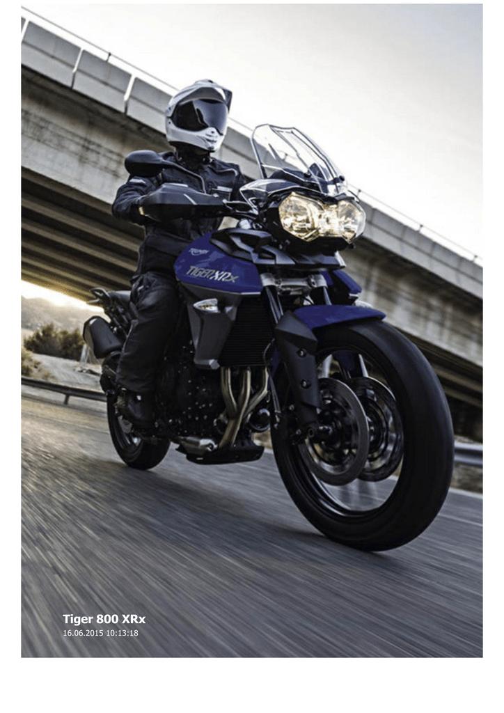 Triumph 800 Tiger XRT 2015 Front /& Rear Brake Pads Full Set 3 Pairs