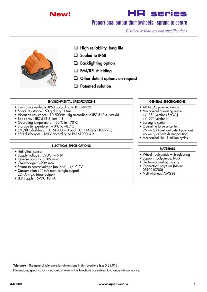 HR-Thumbwheels.pdf | Manualzz