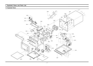 CM1929! Exploded View Part List.pdf | Manualzz