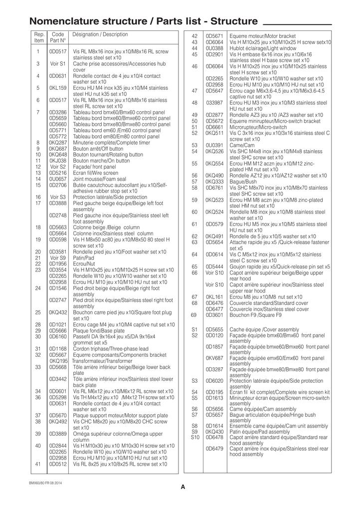 BMX60S.pdf | Manualzz