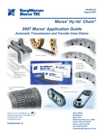 www.rsgear.com/catalogs/borgwarnercat-2007.pdf | Manualzz
