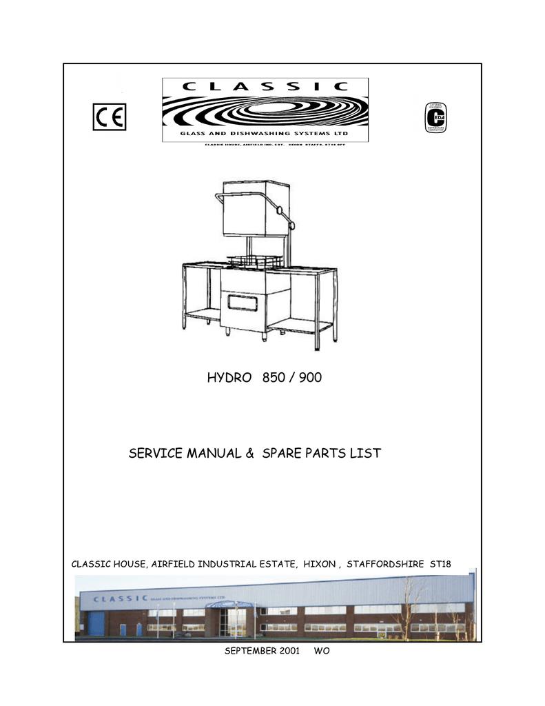 H850!Engineers manual.pdf | Manualzz