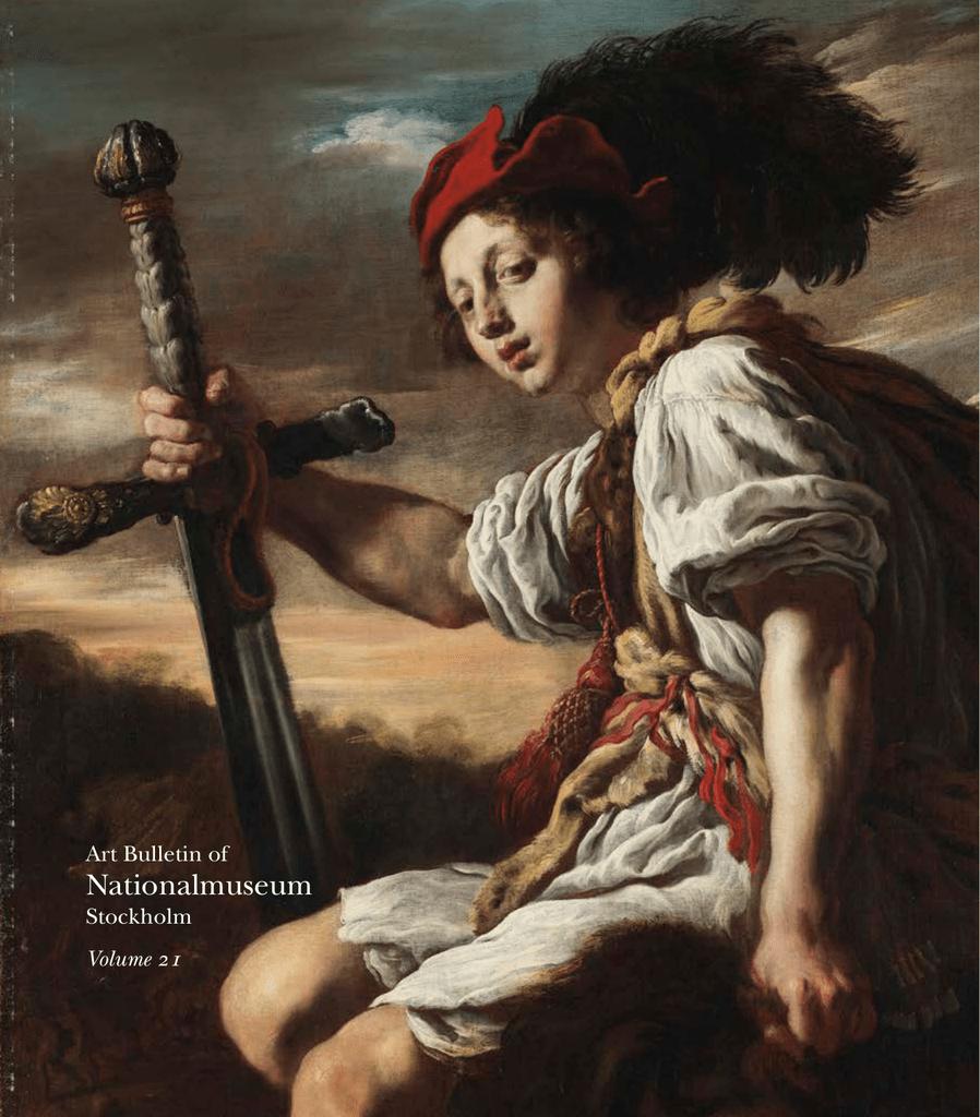 Nationalmuseum Art Bulletin Of Stockholm Volume 21