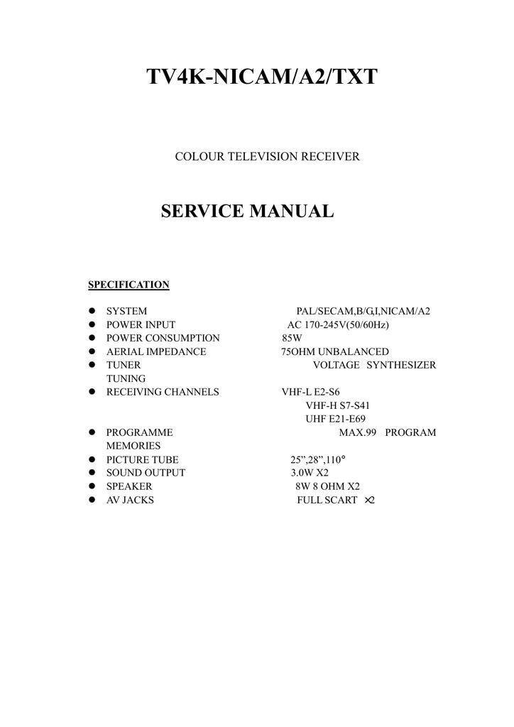 TV-4K service.pdf   Manualzz