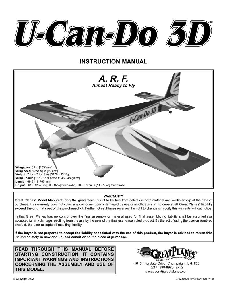 http://manuals.hobbico.com/gpm/gpma1270-manual.pdf | Manualzz