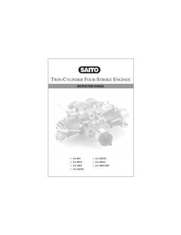 Saito_Twin_Cylinder.pdf | Manualzz