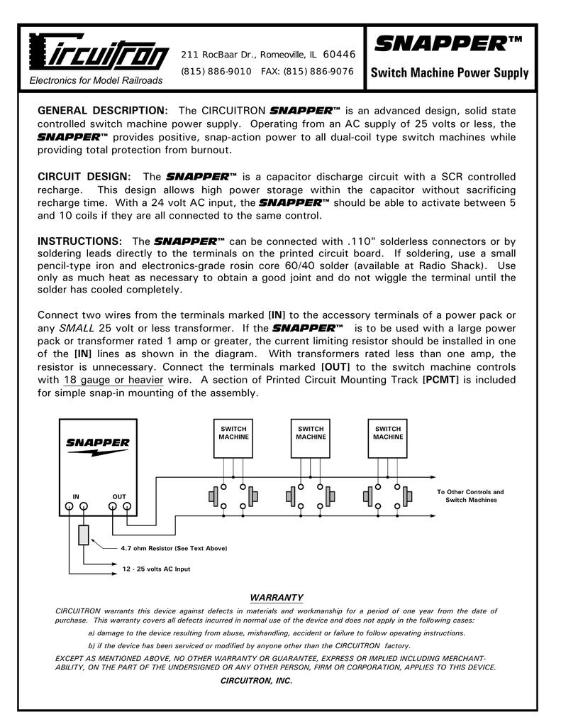 http://www.circuitron.com/index_files/ins/800-5303ins.pdf | Manualzz