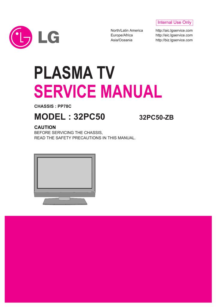 32pc50-zb_chassis_pp78c.pdf   Manualzz