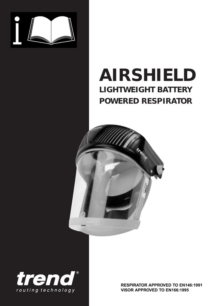 Trend UAIR//3C Air Shield Visor Overlay