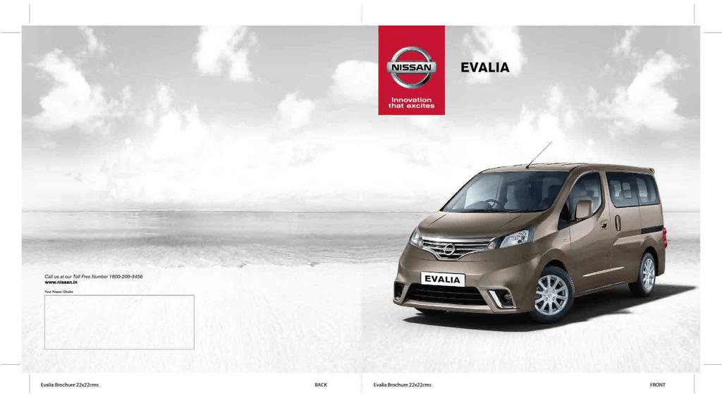 Nissan_Evalia_Brochure_with_SV.pdf | Manualzz