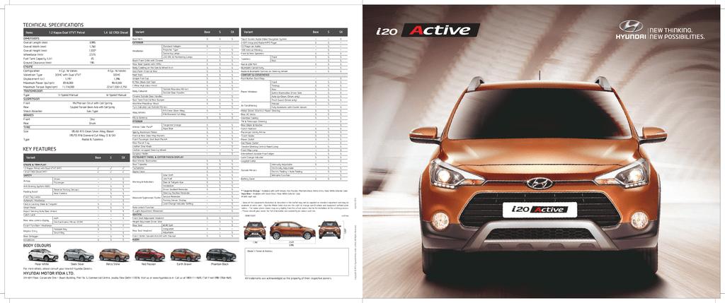 hyundai i20 active.pdf | Manualzz