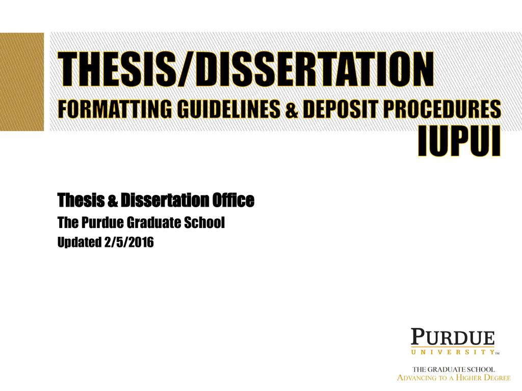 iupui thesis binding