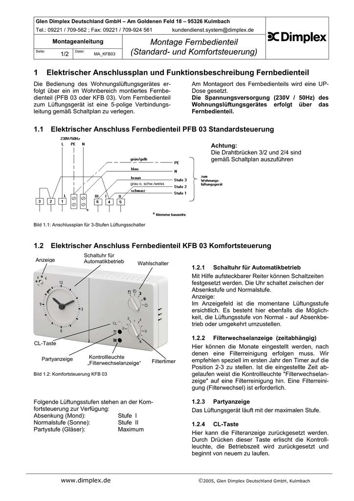 Tolle 3 Wege Anschluss Schaltplan Ideen - Elektrische Schaltplan ...
