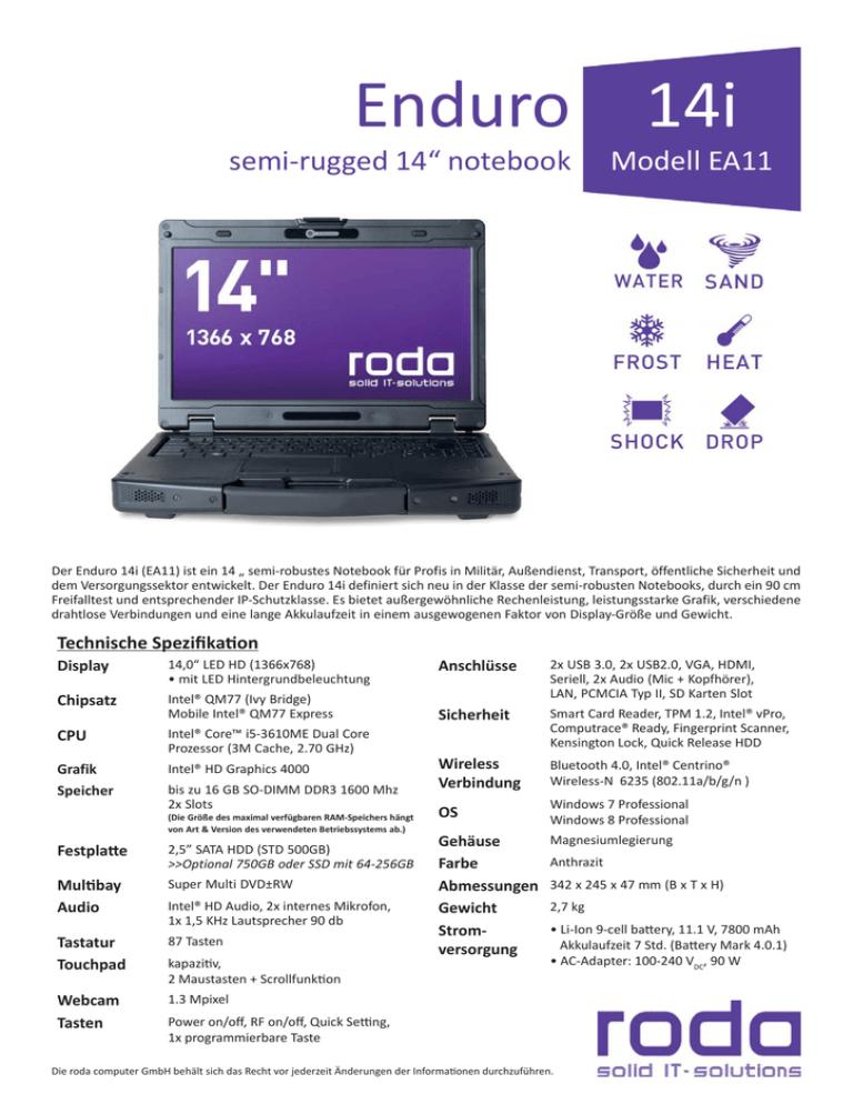 Datenblatt_-_Enduro_EA11_14i_v1.4.pdf | Manualzz