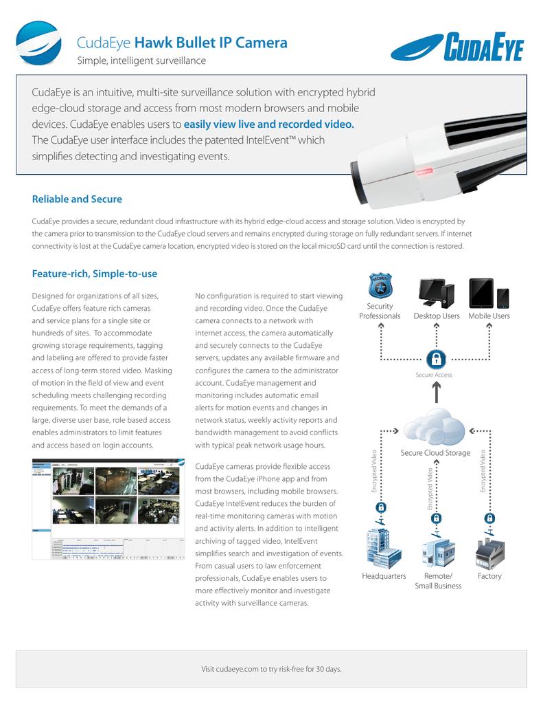 Hawk Bullet IP Camera   manualzz com