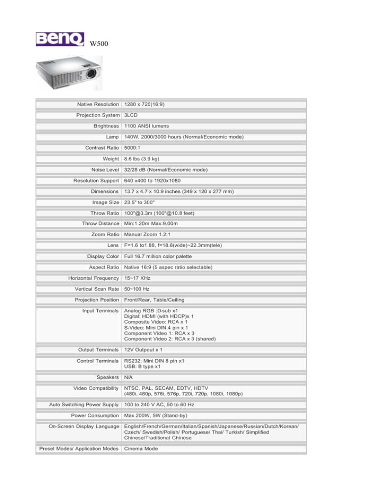 BenQ_W500.pdf   Manualzz