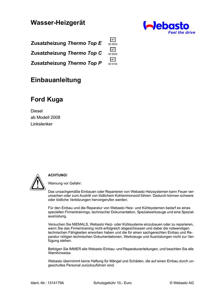Kuga_2008_2.0_d_D.pdf | Manualzz