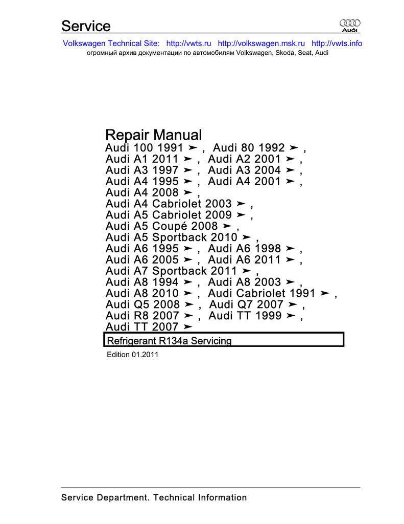 Service Repair Manual Manualzz
