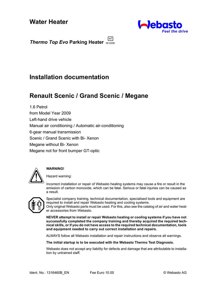 Renault Megane Heater Wiring Diagram - Wiring Diagrams List on