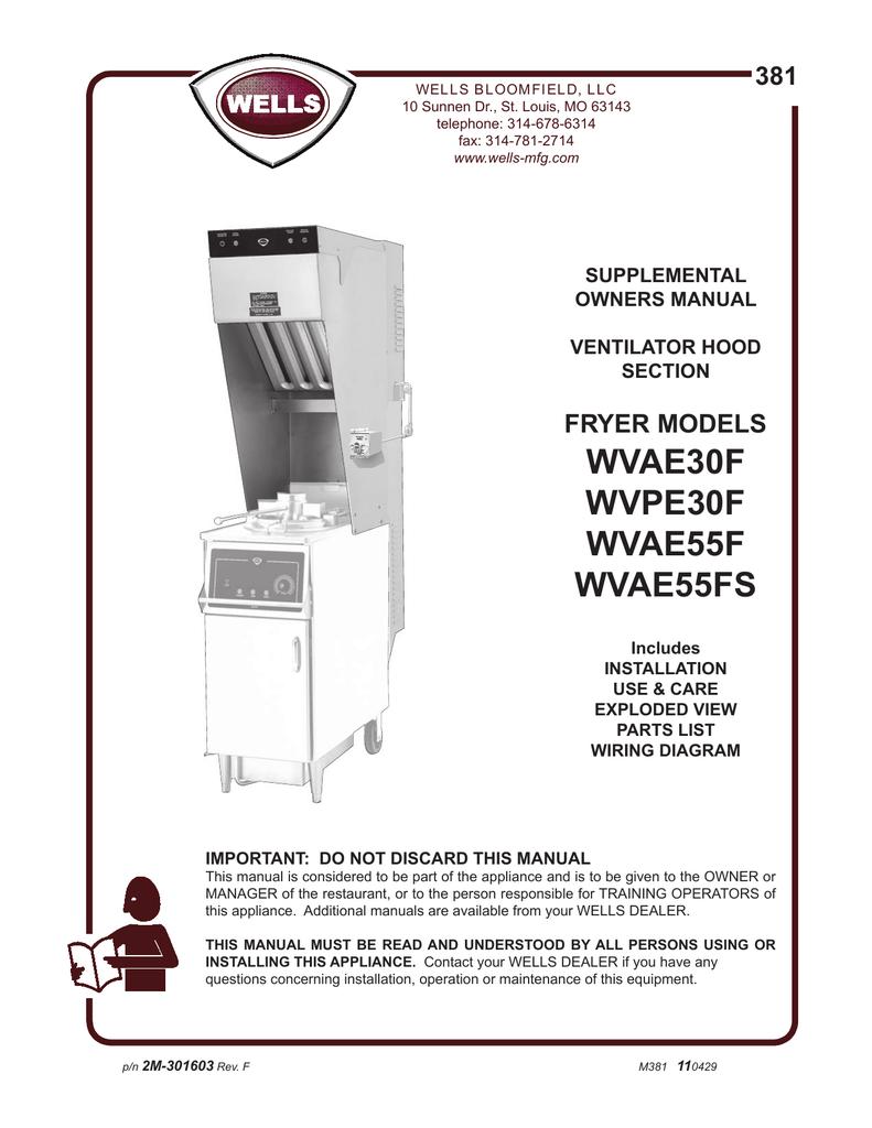 WVAE30F WVPE30F WVAE55F WVAE55FS | manualzz.com on