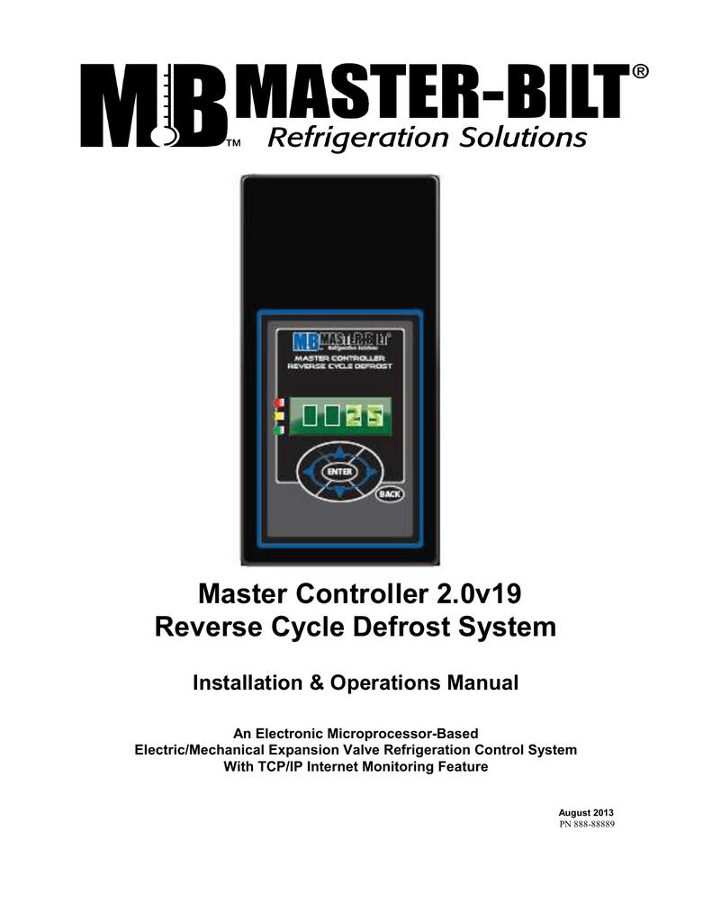 Master-Bilt 19-13772 Expansion Valve Electric