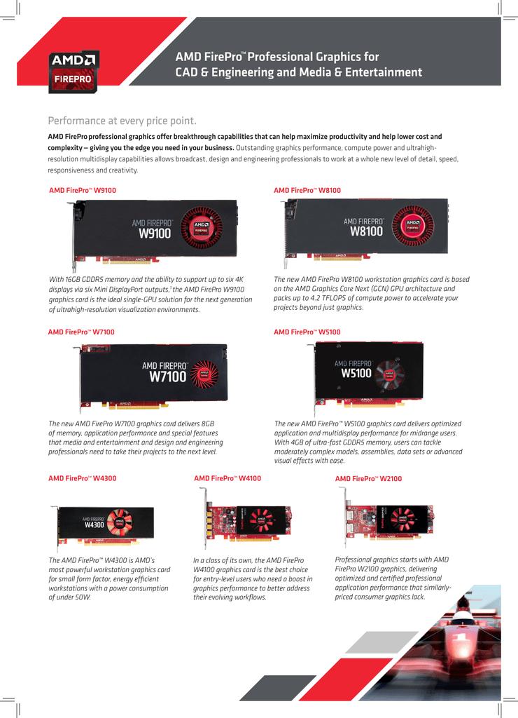 AMD_FirePro_Family_Folder_2016 pdf | manualzz com