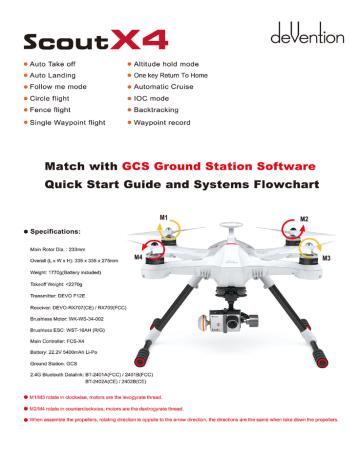 SCOUTX4GroundStationGCSInstructionandQuickStart.pdf   Manualzz