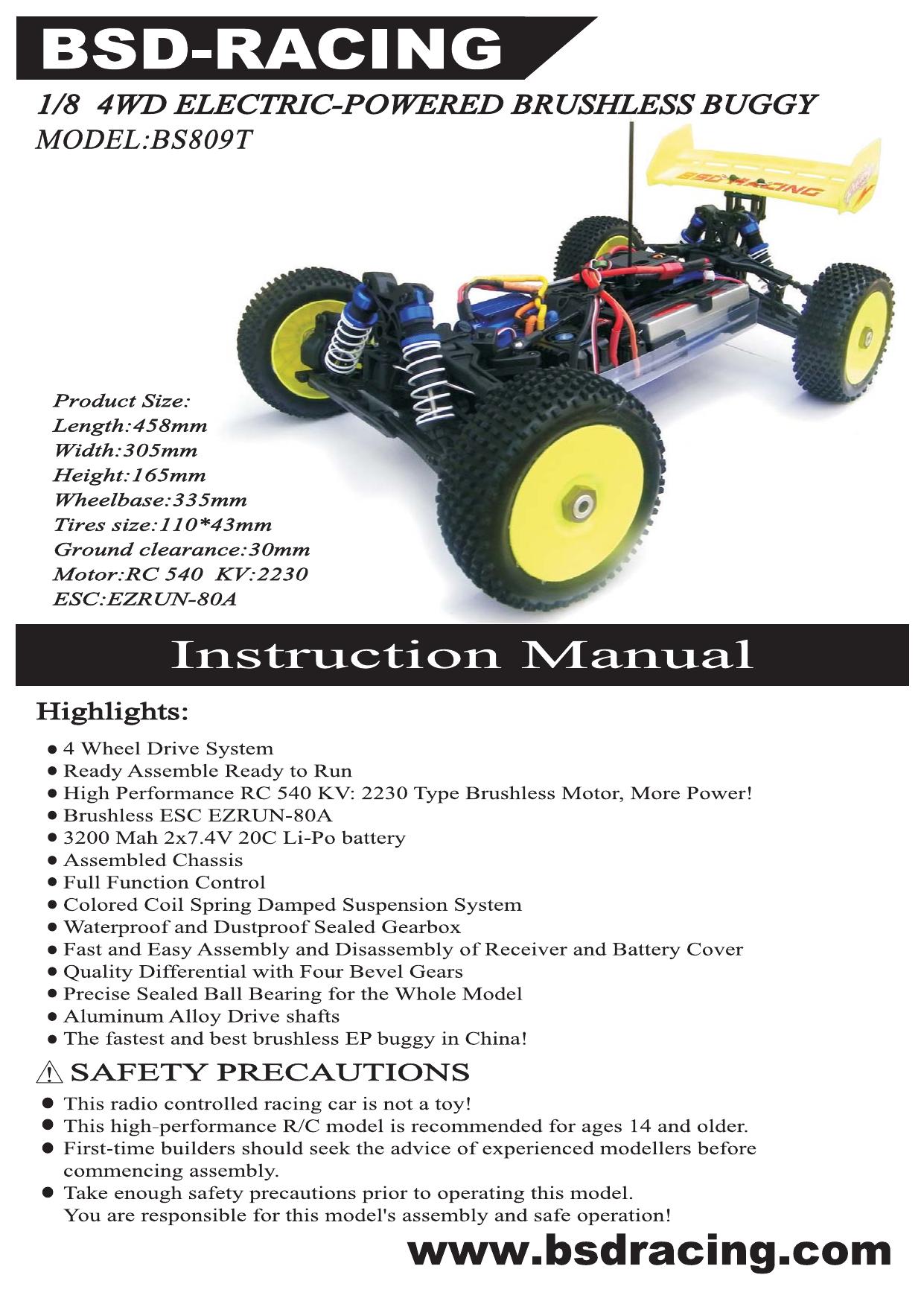 781417_BSD_1-8_BL_14,4V_Buggy_BS809T.pdf | Manualzz