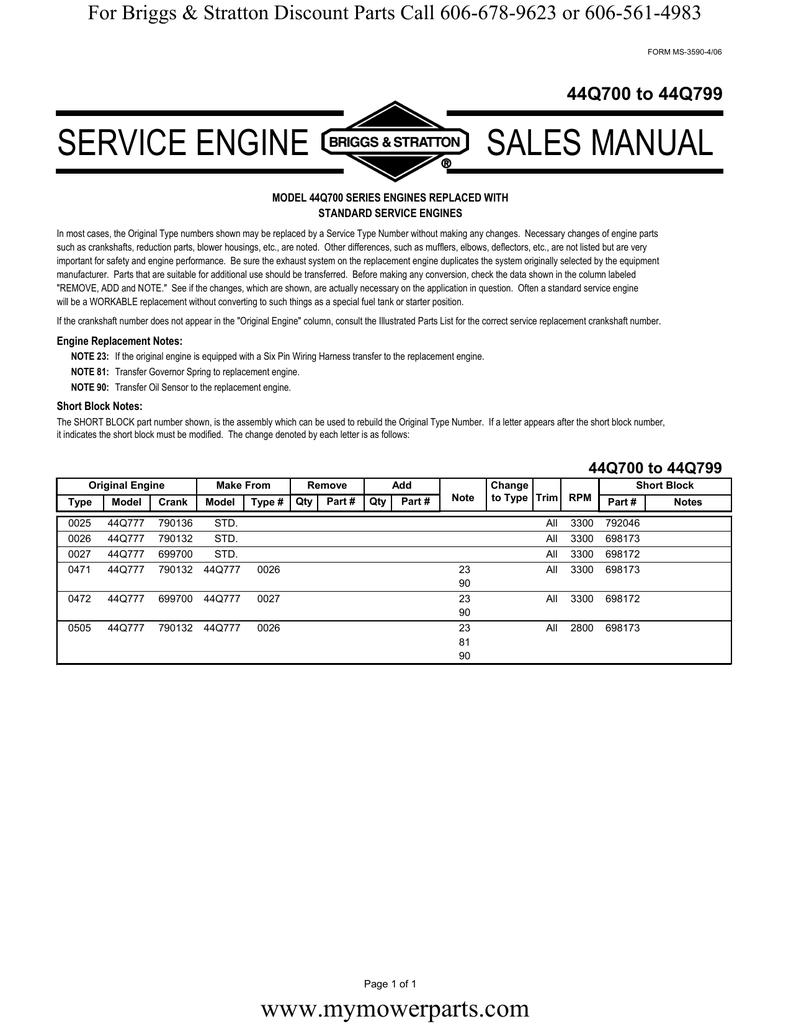 44Q700-MS3590-0406.pdf | Manualzz