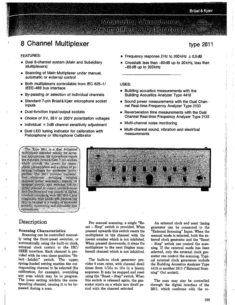 Bruel_ _Kjaer_2811_Data.pdf   Manualzz