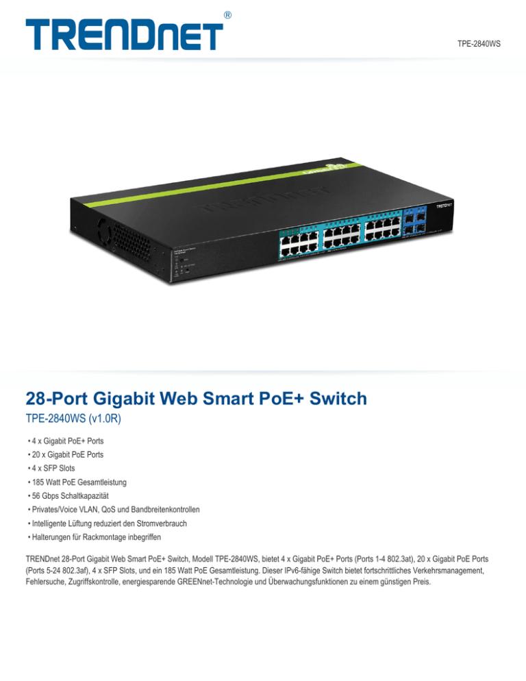 GE_spec_TPE-2840WS(v1.0R).pdf | Manualzz