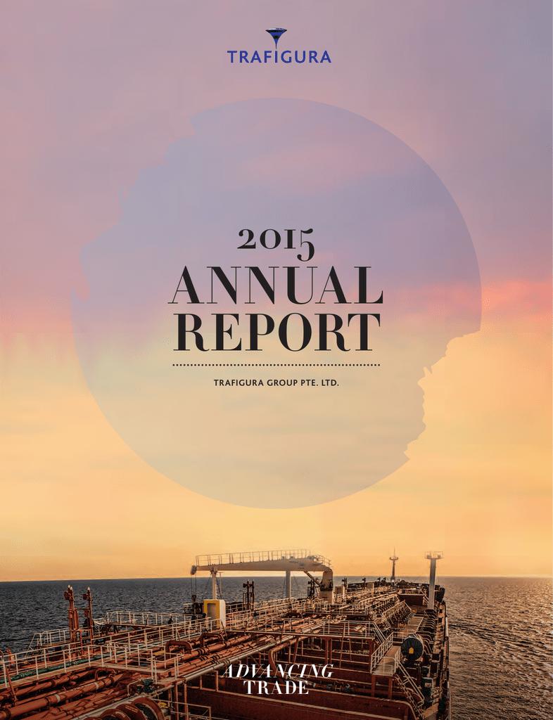 ANNUAL REPORT 2015 ADVANCING | manualzz com