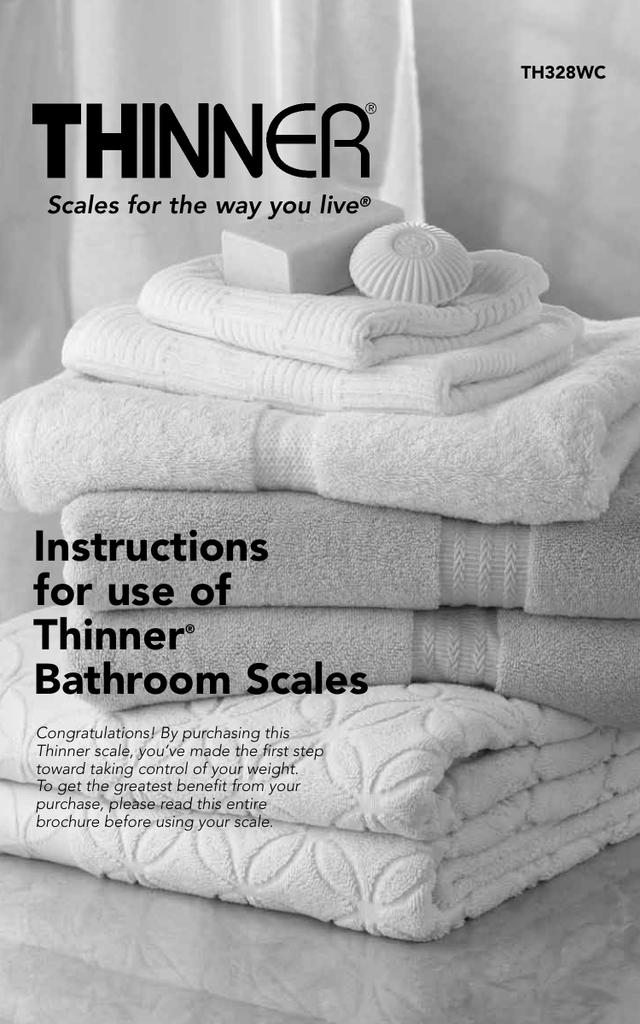 Thinner Bathroom Scales