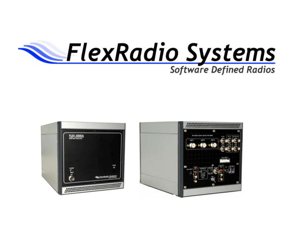 FlexRadio Systems SDR | manualzz com