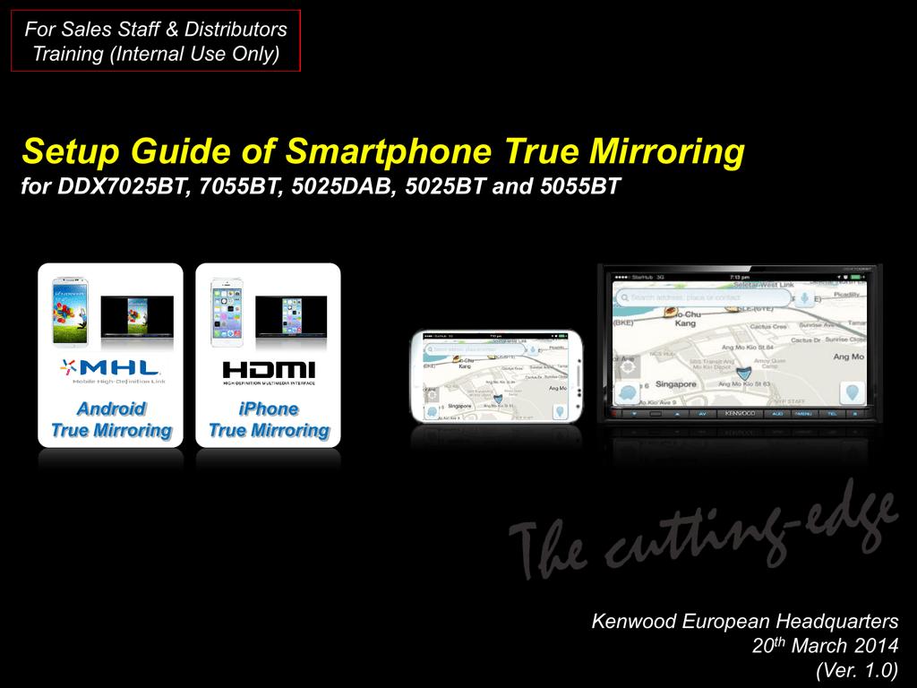 True Mirroring | manualzz com