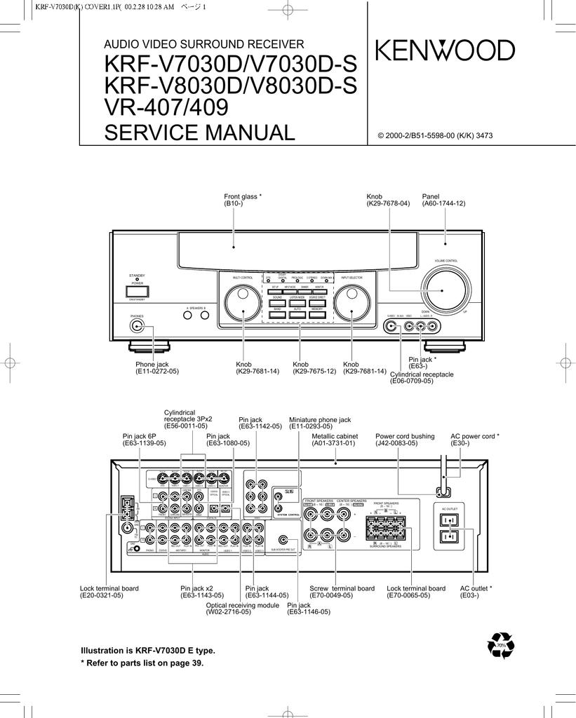 Krf V7030d S V8030d Vr Muting Transistor Attenuator Circuits And The 2sc2878