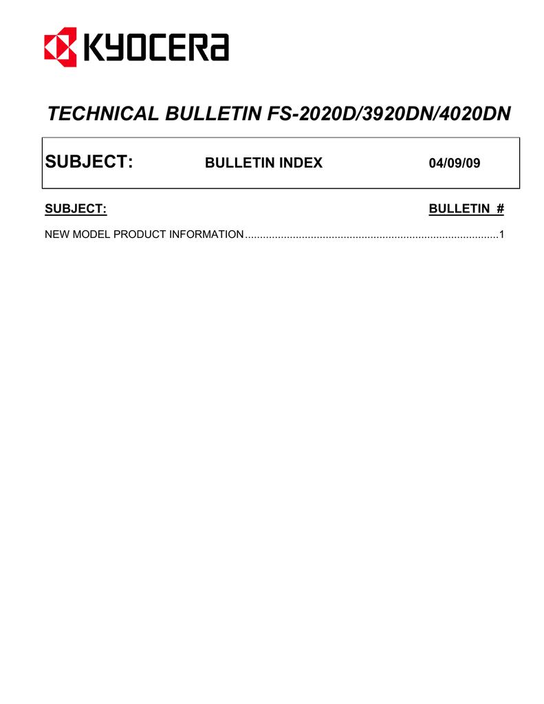 TK-362 1T02J20US0 Genuine New Kyocera Black Toner FS-4020DN 47PPM @
