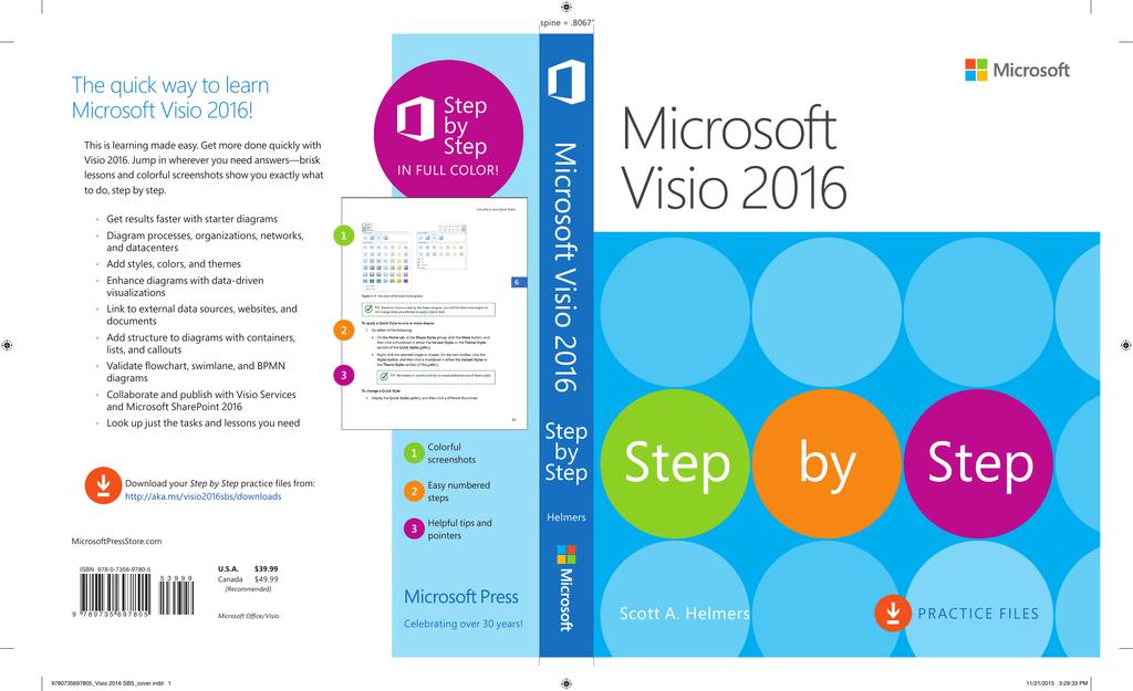 Microsoft Visio 2016 Step By Step   manualzz com