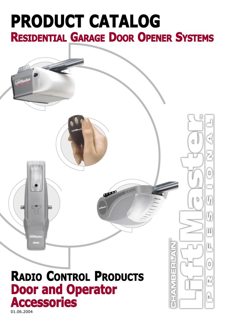 LiftMaster 86LM Universal Gate Opener Radio Receiver Remote Antenna mounting Kit
