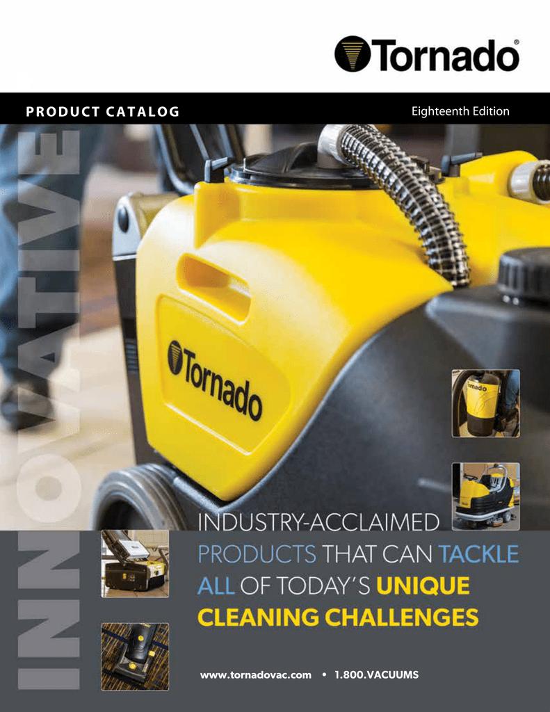 product catalog   Tornado Industries   Manualzz